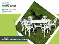 راهنمای خرید میز و صندلی آلومینیومی